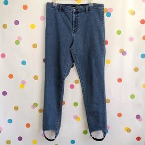 J Brand Stirrup Skinny Jeans